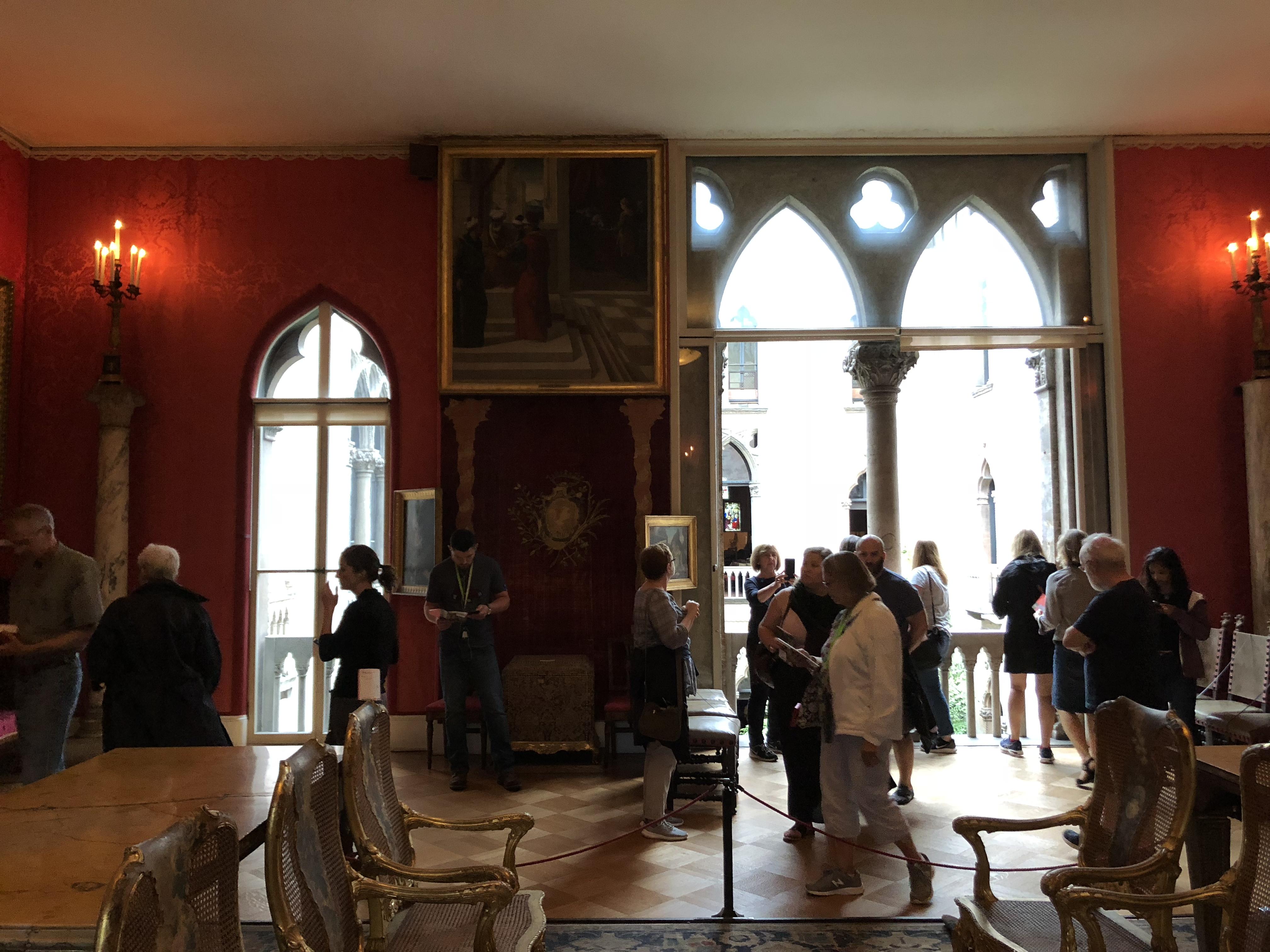 イザベラ・スチュワート・ガードナー美術館 Isabella Stewart Gardner Museum ーイザベラさんの華麗なる世界観