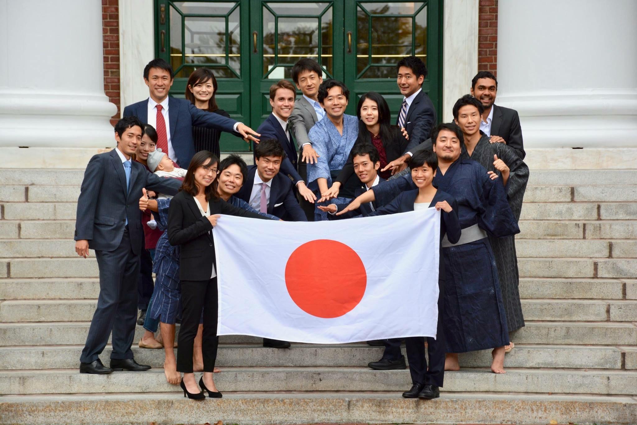 同級生から見た日本