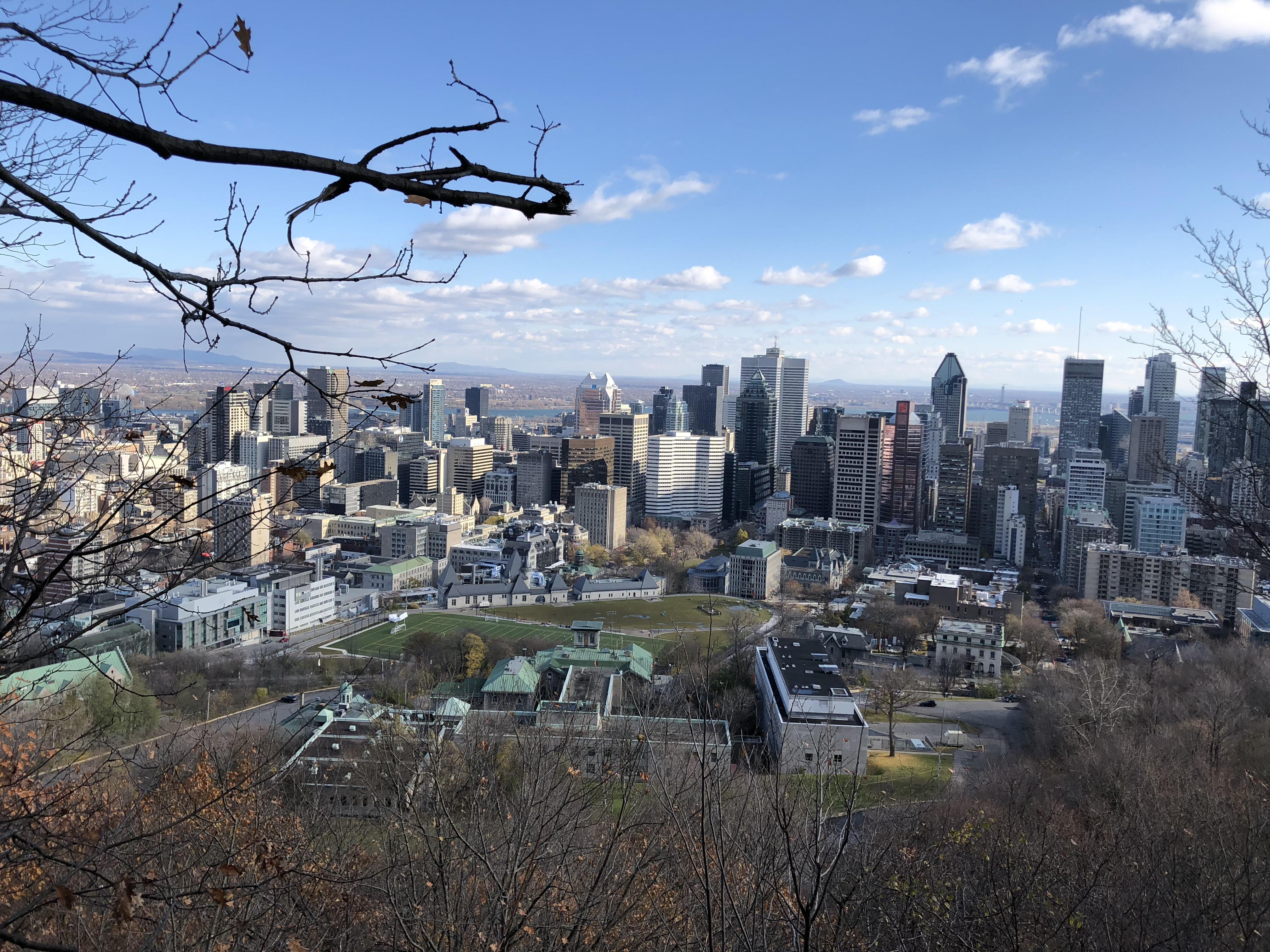 モントリオール Montreal ーボストンに最も近いヨーロッパ