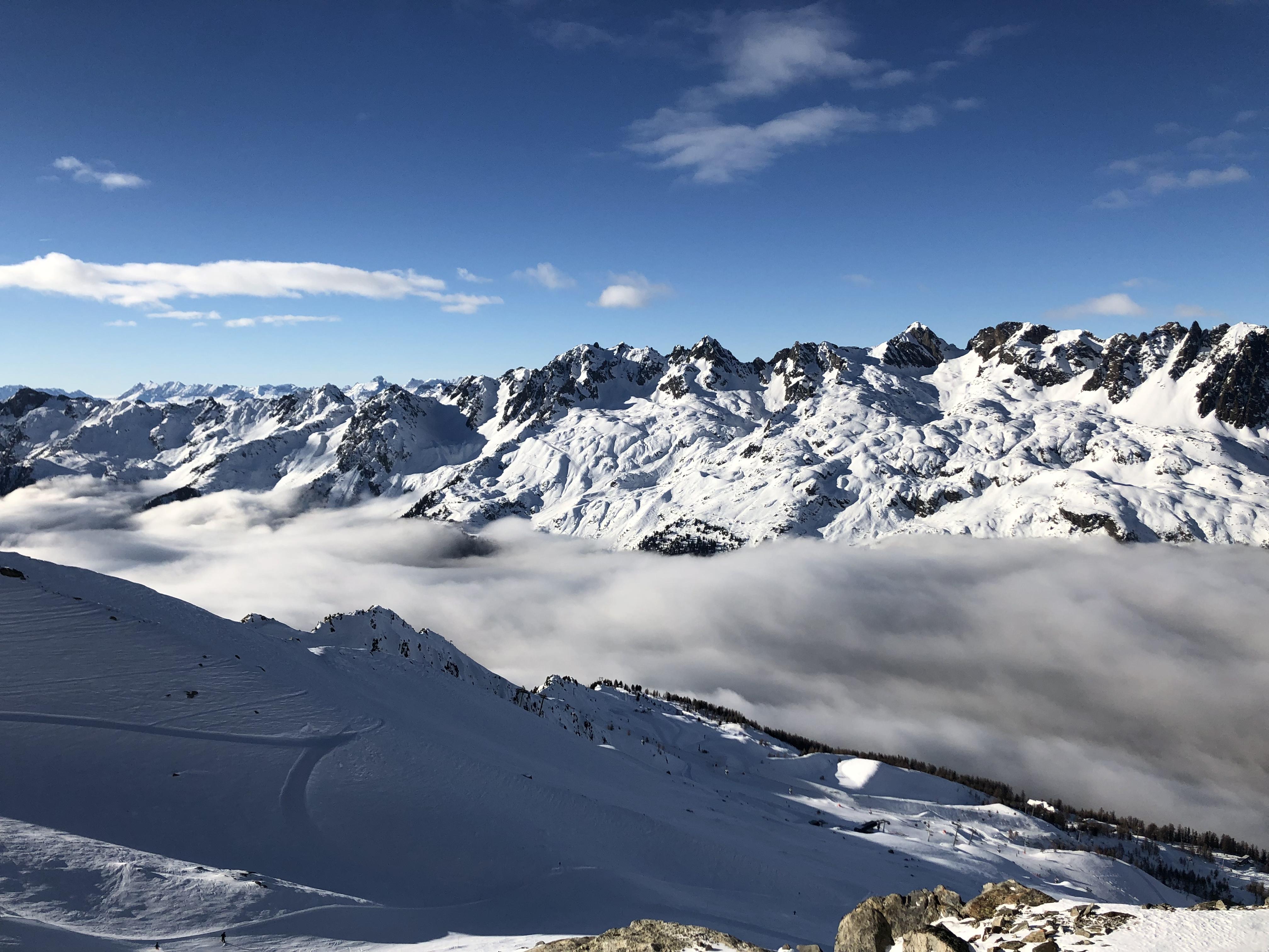 冬休みPart 2:フランスChamonixでスキー