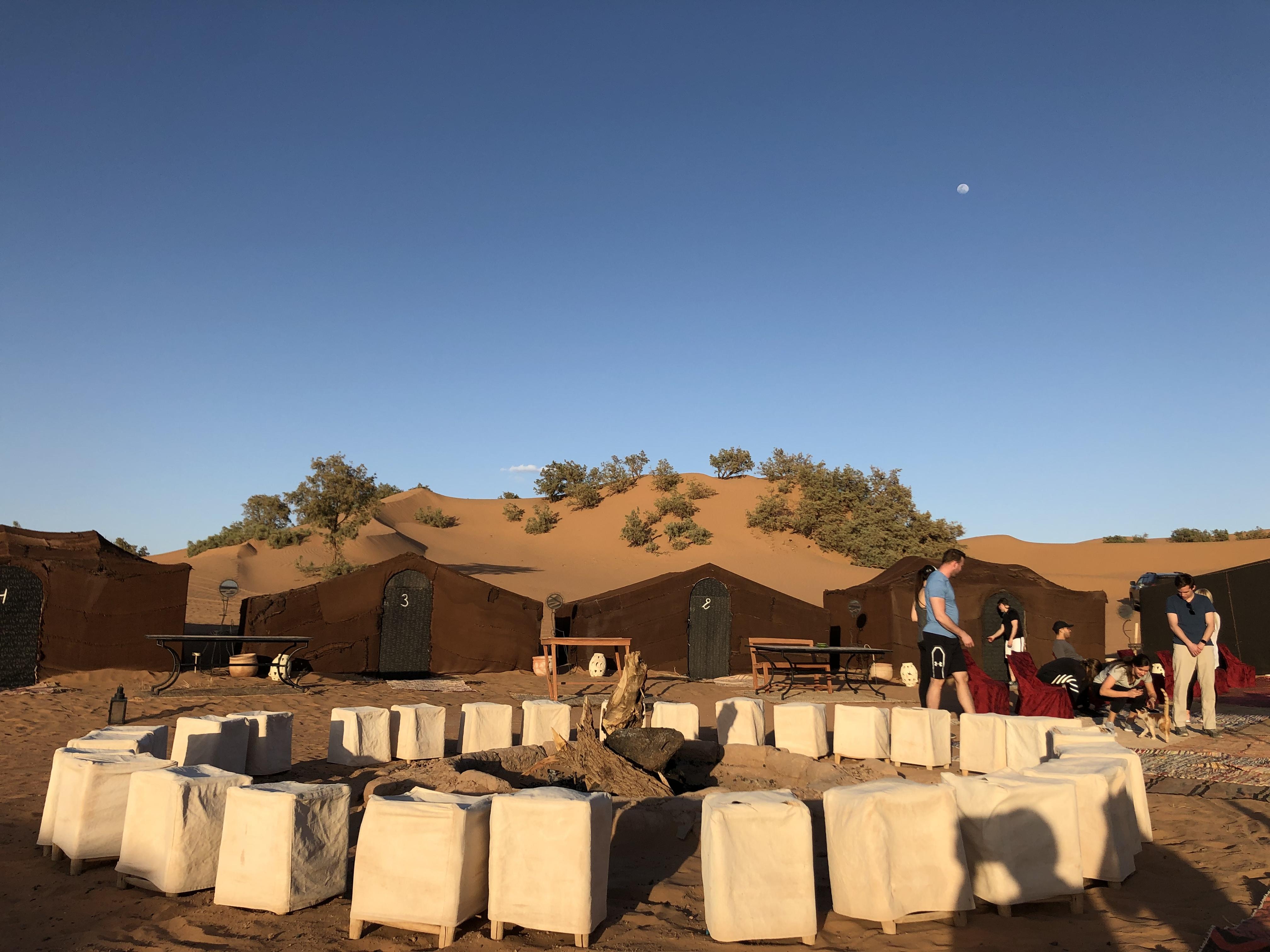 Morocco Trek – 砂漠から海まで自然の横断