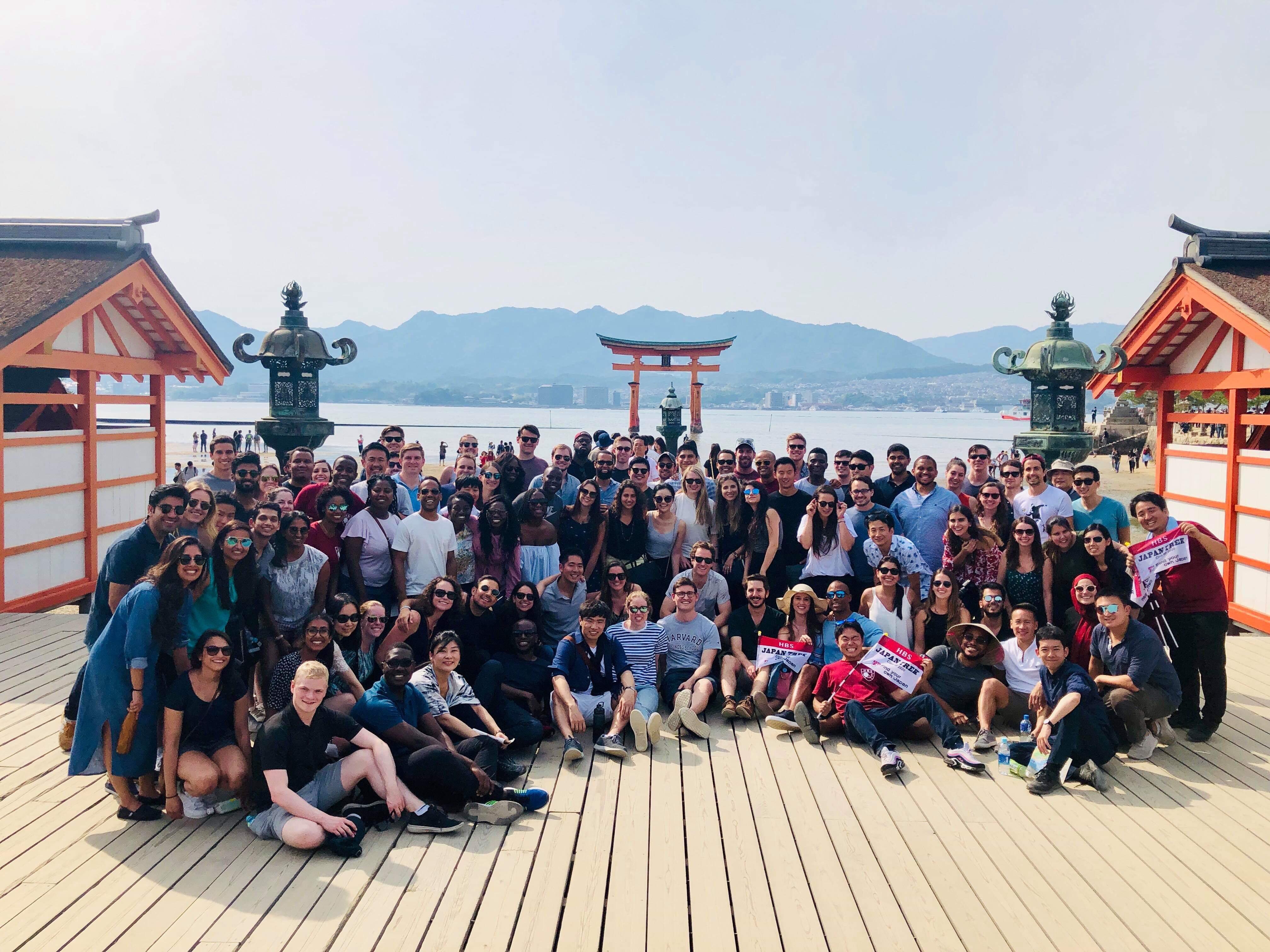 Japan Trek – 175人で日本を旅してみると(その1)