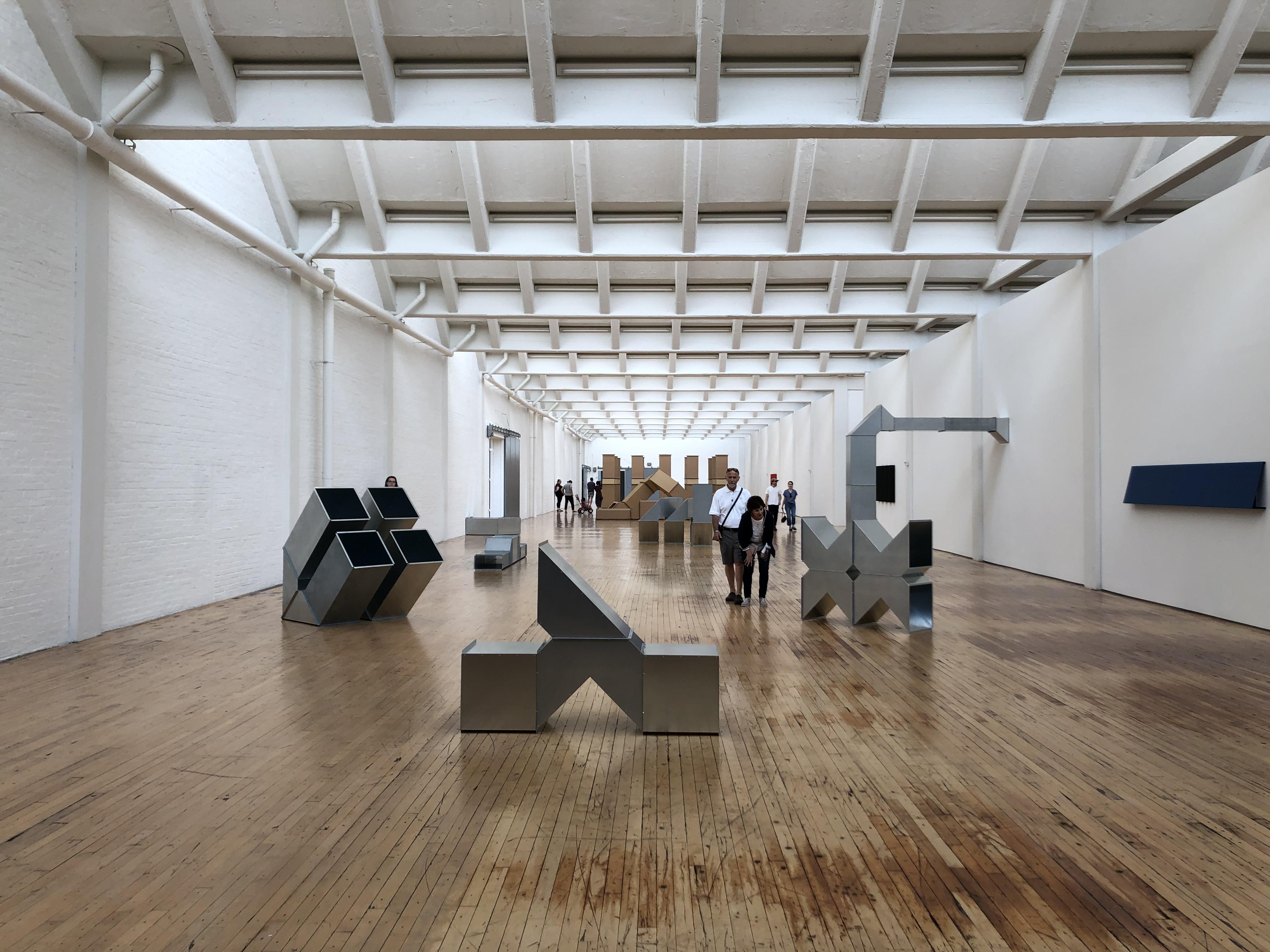 NY郊外の美術館紹介