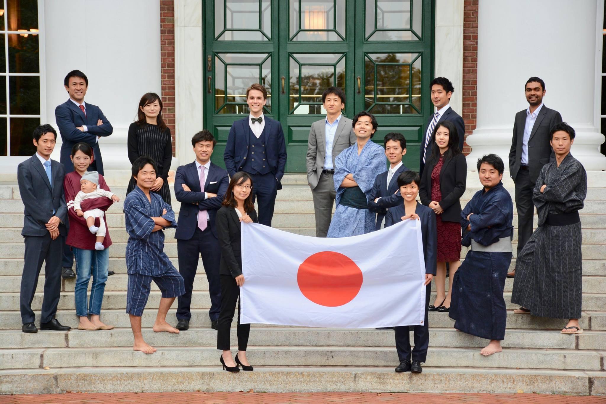 HBS 日本人同級生のコミュニティー